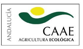 CAAE - Agricultura Ecologica - Andalucia - Olives BIO