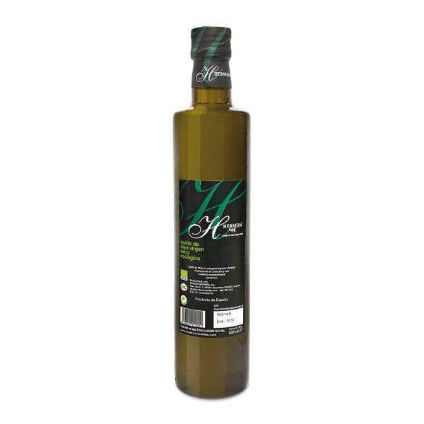 Huile d'olive bio Hermida 500ml