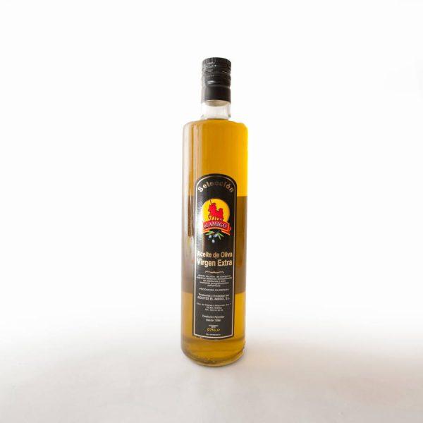 Huile d'olive artisanale El Amigo 75 cl