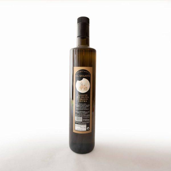Huile d'olive artisanale El Quijote