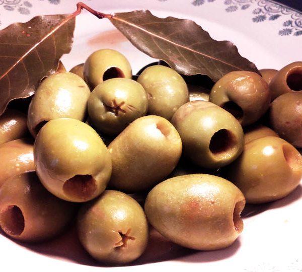 Olives Verte Gordal