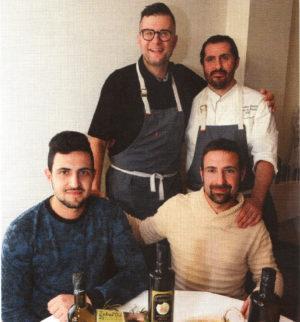 «Une rencontre n'est jamais fortuite» par le Magazine : Patrimoine Pays Basque